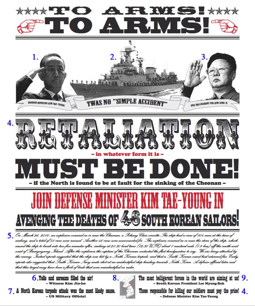 Cheonan Poster Image-refs