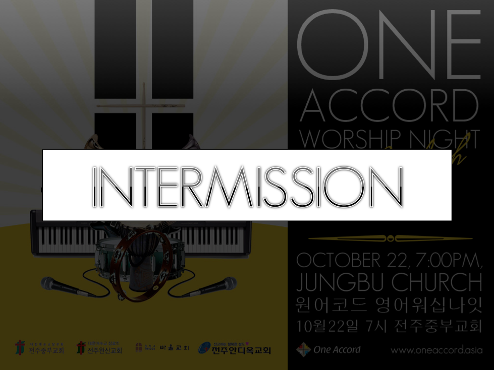 one-accord-intermission