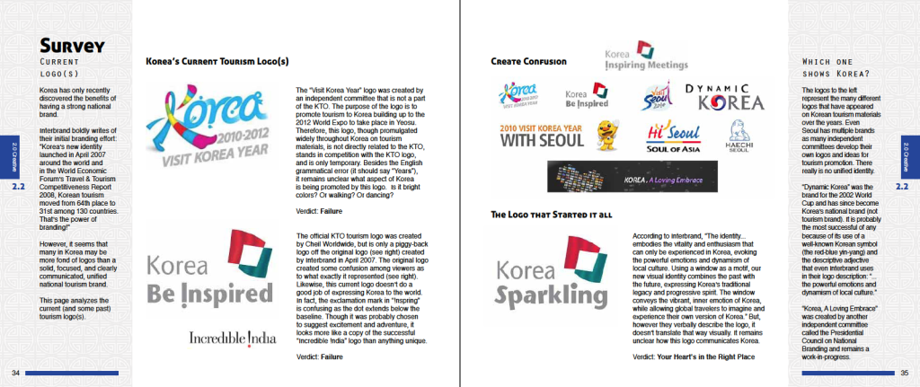 Discover Korea: pages 34-35