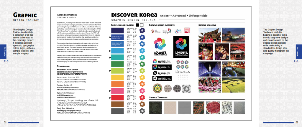 Discover Korea: pages 52-53