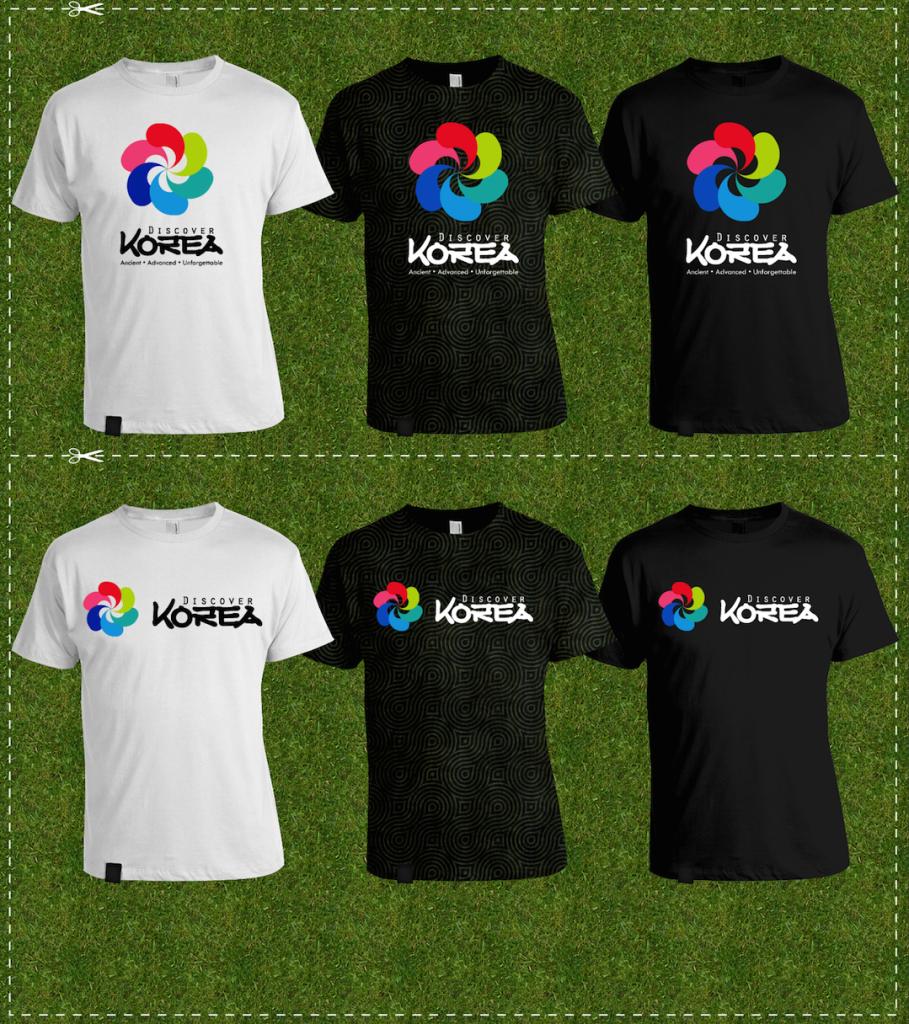 discover-korea-t-shirts