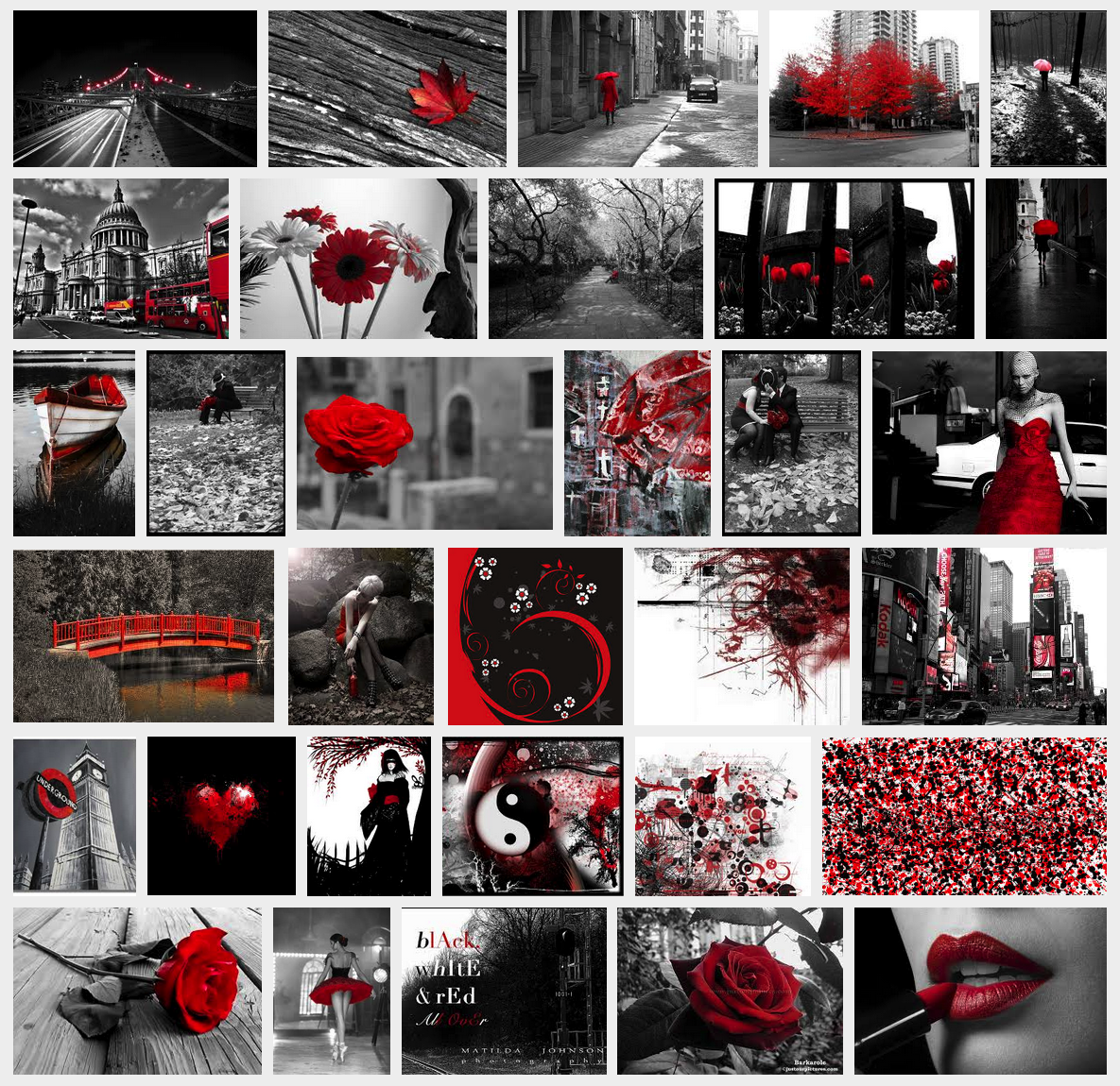 reach-style-guide-black-white-red-photos